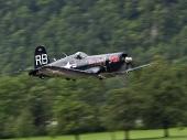 Vought F4U-4 Corsair OE-EAS Red Bulle