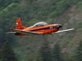 Pilatus PC-7 A-909 T7-FMA