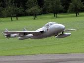 De Havilland D.H. 115 MK. 55 Vampire Trainer U-1208 HB-RVF
