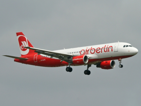 Air Berlin D-ALTC Airbus A320-214