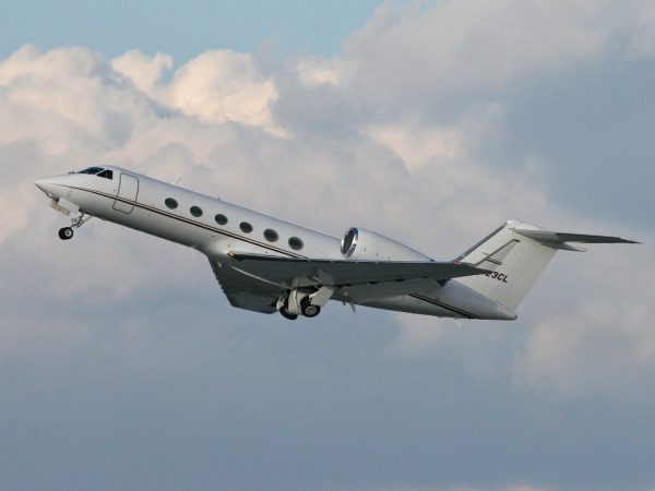 Co-Owned N923CL Gulfstream Aerospace