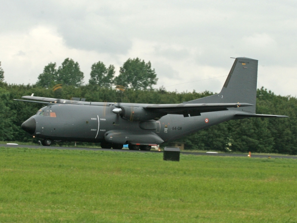 Transall C-160R 64-GM France - Air Force