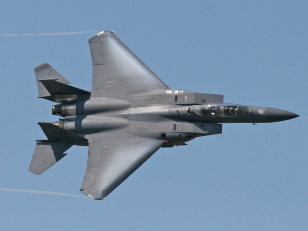 McDonnell Douglas F-15E Strike Eagle 97-218 US - Air Force
