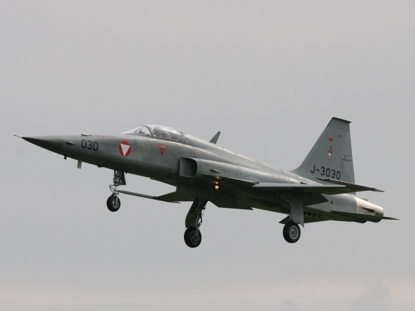 Austrian - Air Force Tiger F-5E J-3030