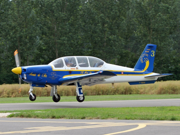 France - Air Force Socata TB-30 Epsilon F-SEXU