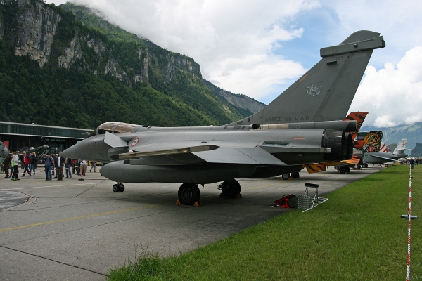 France - Air Force Dassault Rafale C 143