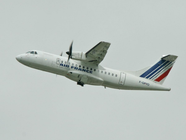 Air France F-GPYO Aérospatiale ATR-42