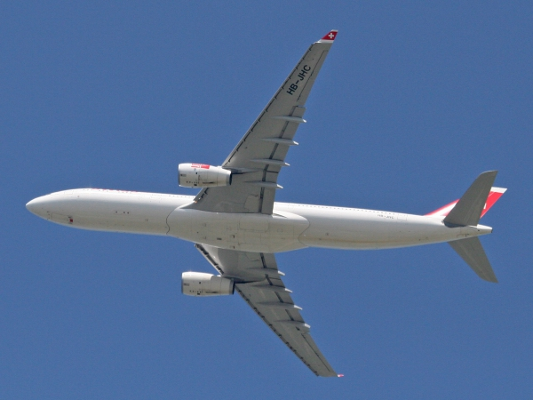 Airbus A330-343E HB-JHC