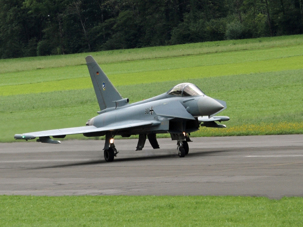 Germany - Air Force Eurofighter Typhoon S 30+32